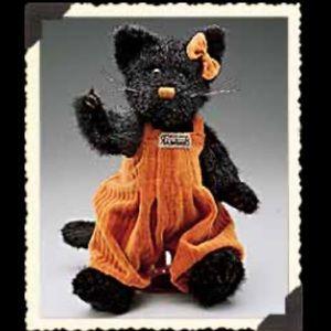 🆕Boyd's Bears Samantha Sneaky Puss Cat Bear